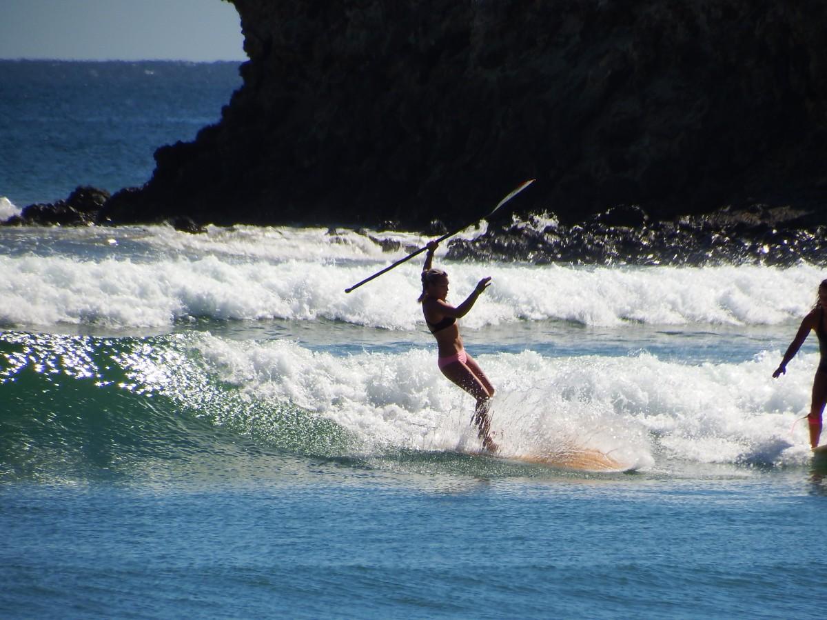 The Surf in San Juanico / ScorpionBay