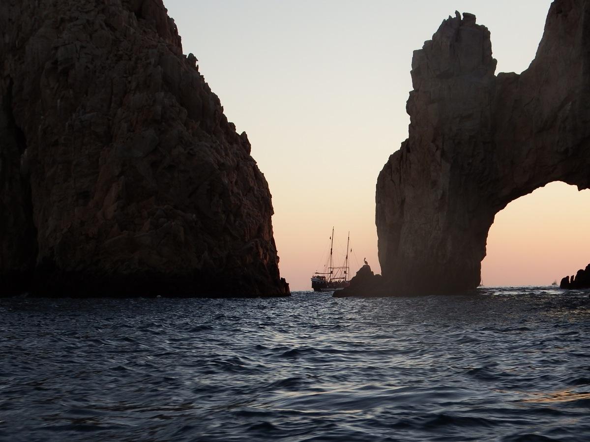 Cabo San Lucas – feeling ofaccomplishment
