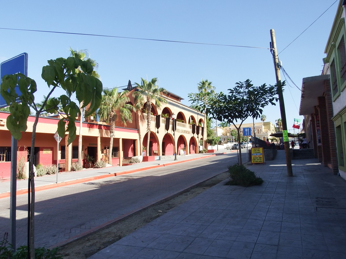 Todos Santos and the famous Hotel California!