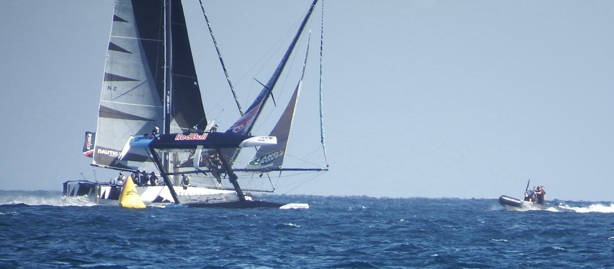 Extreme Sailing Series –Cabo