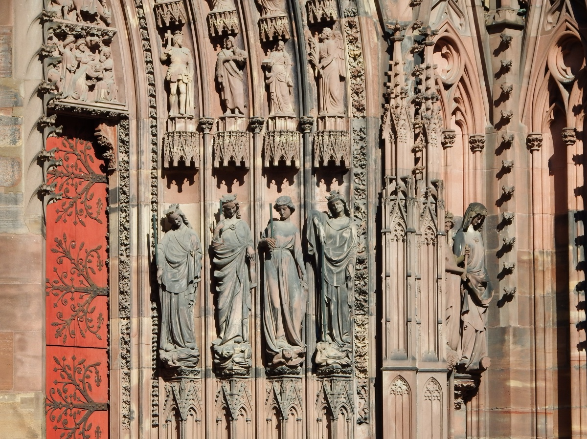 Strasbourg, Alsace-France
